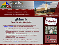 New Life Worship Center